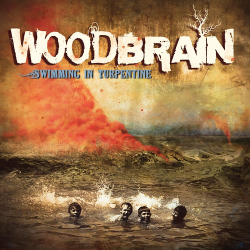 Woodbrain - CD Cover