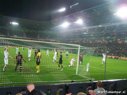 4063952660 39f3a4d599 FC Groningen – AZ 0 1, 31 oktober 2009