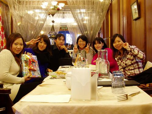 20100123竹友聚餐