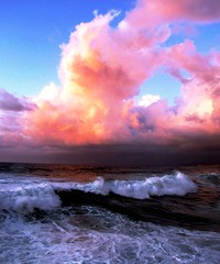 Pacific Ocean Beauty, Nature Colours photo by moonjazz