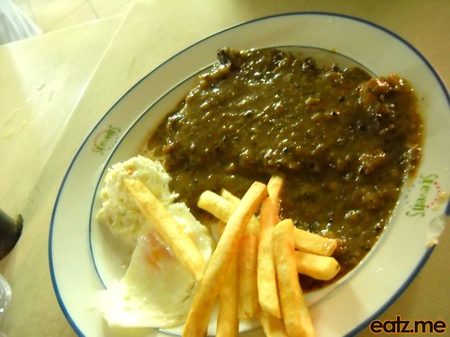 Black Pepper Steak@Steven Western [eatz.me]