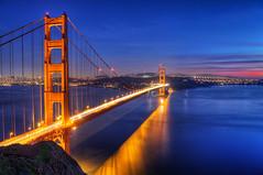 Golden Gate Glow photo by David Shield Photography