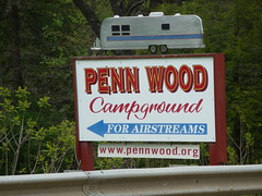 Penn Wood Entrance