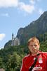 Disney kastalinn - Neuschwanstein Castle - Þýskaland