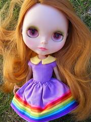 Rainbow Tori photo by Brentments