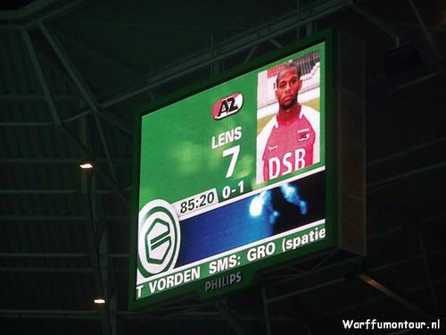 4063951892 7ef3c5b0e0 FC Groningen – AZ 0 1, 31 oktober 2009