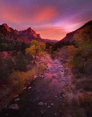 Zion National Park_The Watchman photo by kevin mcneal