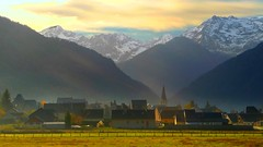 Juste un village photo by caminanteK