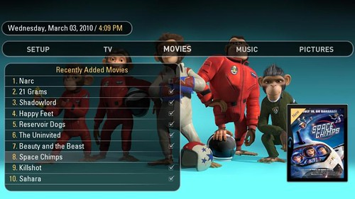 An example of a nice UI for a HTPC Movie Server