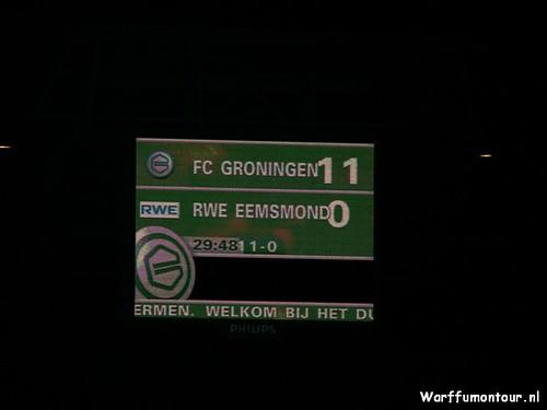 4063207545 a552e3f685 FC Groningen – AZ 0 1, 31 oktober 2009