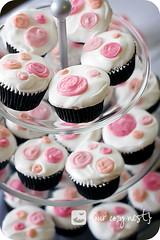 tower of cupcakes photo by sara.seeton