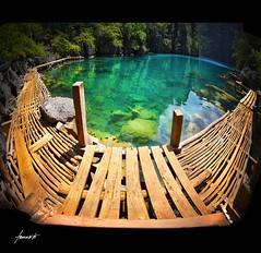 Kayangan Lake photo by Tomasito.!