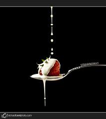 Strawberrys & Cream? [EXPLORED] photo by Richard-Farrell
