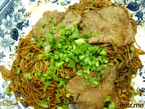 Mee Raja Daging Overview