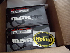 new HD tubes for the ural