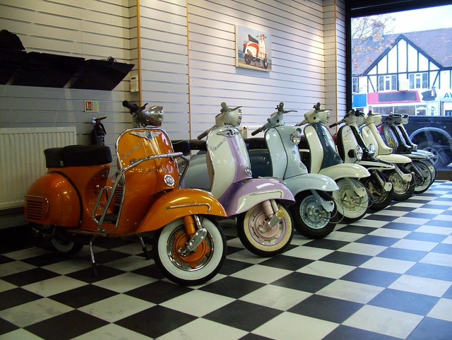 Lambretta Scooters For Sale - Donkiz Moto