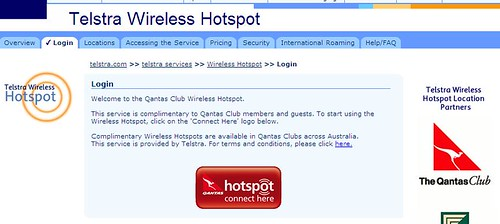 qantas club login