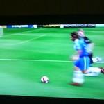 Videos: Wii—Kalou's near-miss off a Sergio Ramos Cross