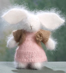 Bunny by Dolly Donhauser photo by Dolly Donhauser