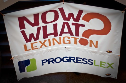 now what lexington unconference