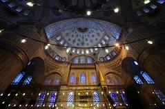 Blue Mosque - Sultanahmet Camii photo by Celalettin Güneş