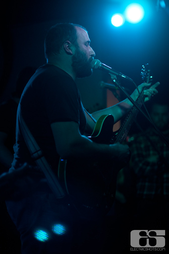 David Bazan @ The Sail Inn 3-10-2010-8
