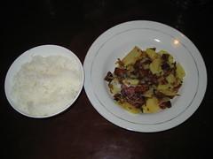 Lyonnais potato