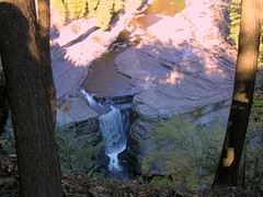 Autumn Trenton Falls