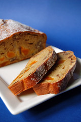 Mixed Fruit and Nut Bread© by Haalo