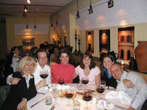 Global HR BD Team Meeting 2006 016