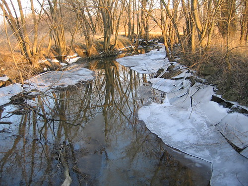Formerly Frozen Indian Creek