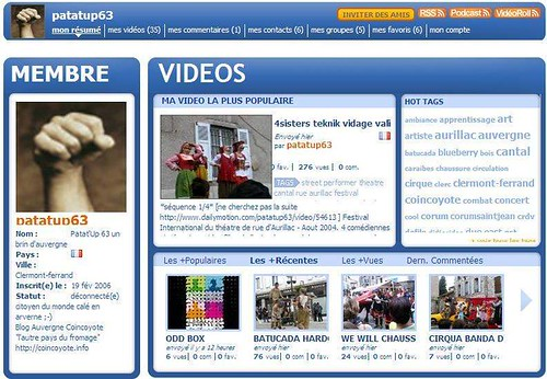 patatup63 dailymotion.com