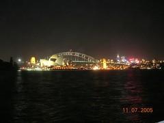 Panorama Sydney Dari Botanic Garden, Sydney, Australia