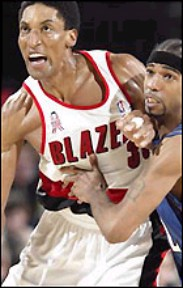 Angry pippen