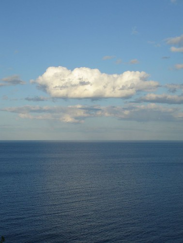 adjusted horizon of lake superior