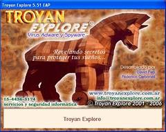 Troyan Explore EAP