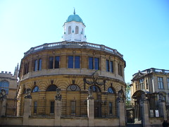 Sheldonian Theatre in Oxford