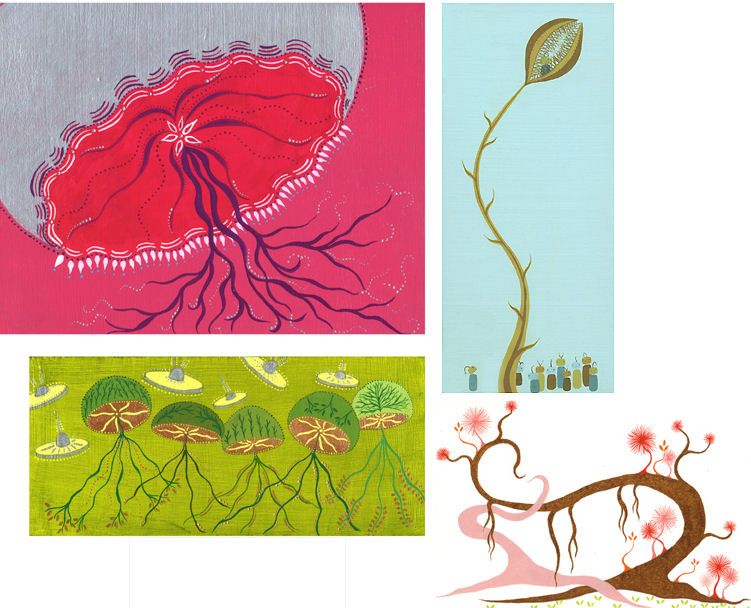 Melissa Moss Art + Greeting Cards (LA)
