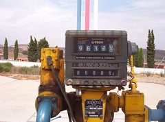 Estació combustible