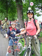 critical mass June 05 Portland OR