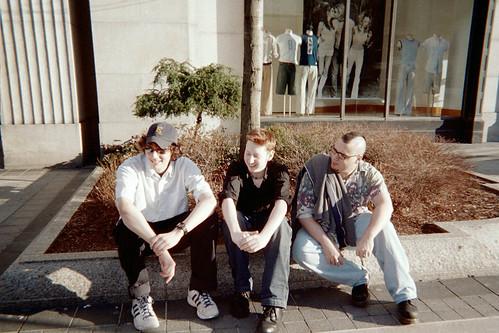 Austin, Lil' Ken, & Me