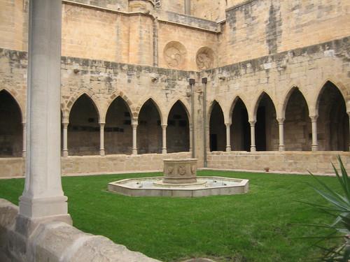 Claustro Catedral Tortosa
