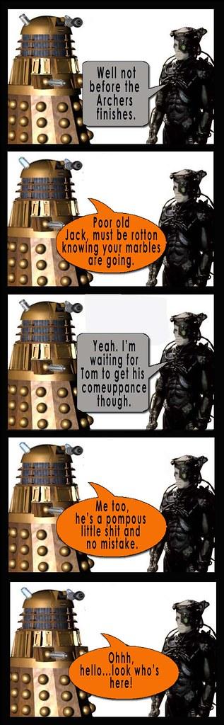 Dalek and Borg Sunday3
