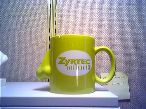 Zyrtec Mug