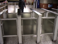metro salida