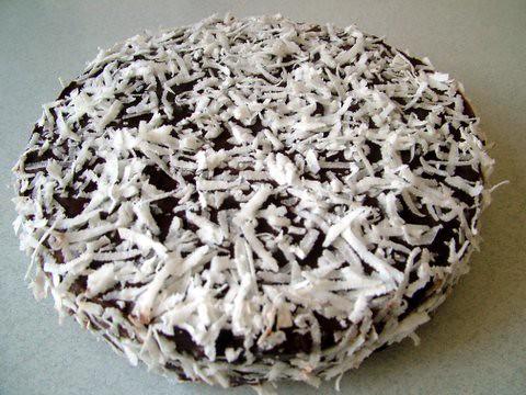 Hindistan Cevizli Pasta