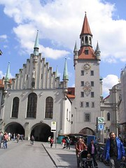 Altes Rathaus, Munich, Germany