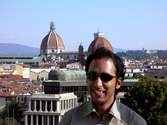 Hiren in Florence