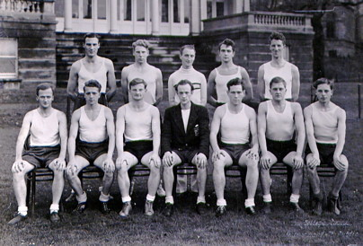 TCD Boxing Team c1944