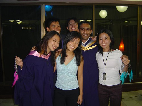 First Met: Raffles Hall, 2003